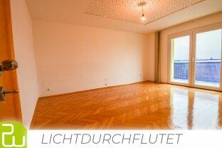 Wunderschön gepflegte Wohnung mit 2 Balkonen - TOP INFRASTRUKTUR - GÖSTING !!