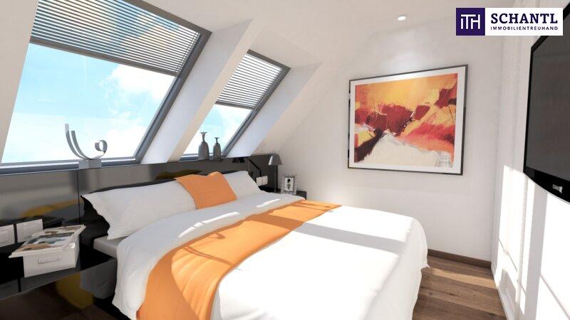 Halb 7 - Zeit zum Einziehen! Perfekt aufgeteilter Dachgeschoss-Traum mit 3 Terrassen! Wunderschönes Altbauhaus + Ruhelage! /  / 1070Wien / Bild 2