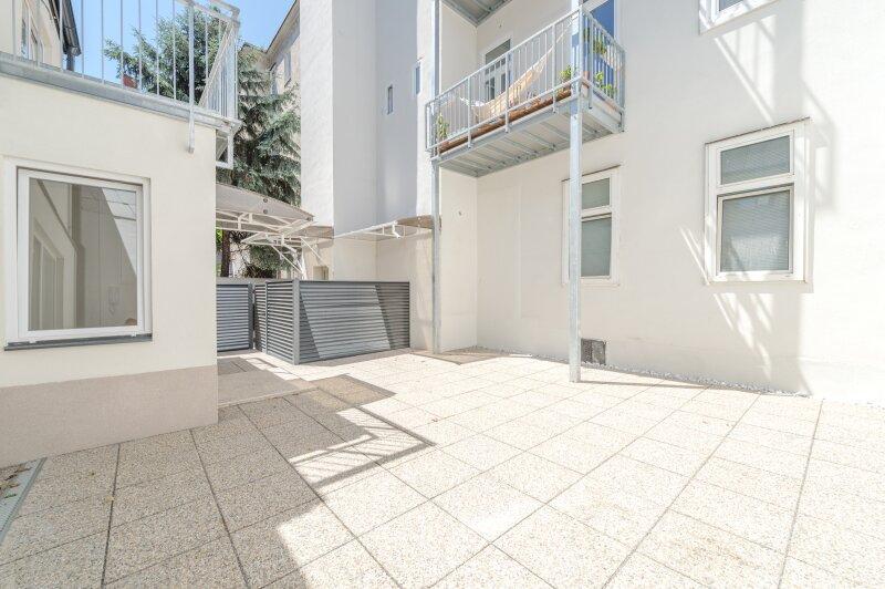 ++NEU** Exklusives HOFHAUS mit großzügigen Freiflächen (70m²), ERSTBEZUG! + Garage /  / 1160Wien / Bild 13