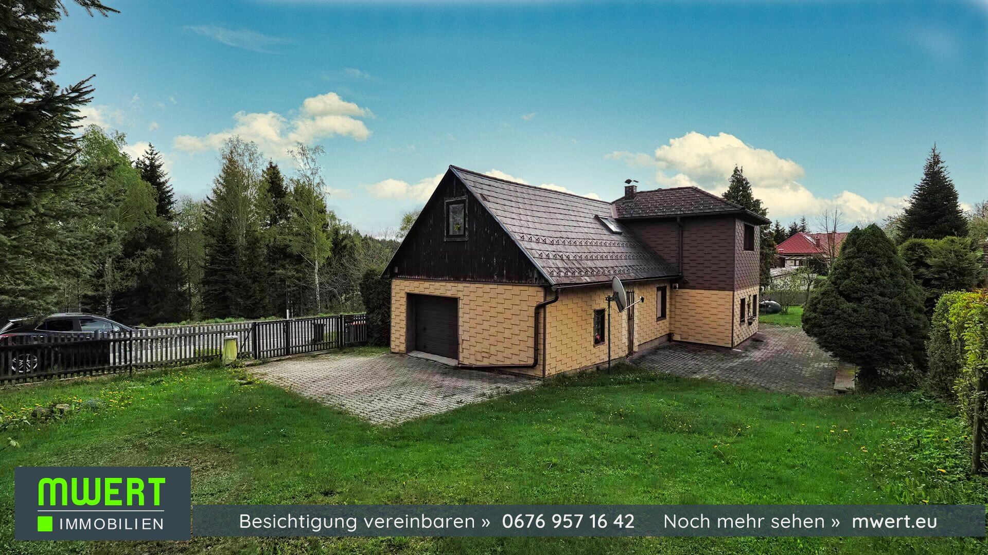 Haus im Waldviertel, Rindlberg, Bad Großpertholz