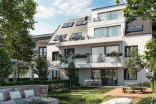 Strebersdorf - Eigentumswohnungen im Erstbezug