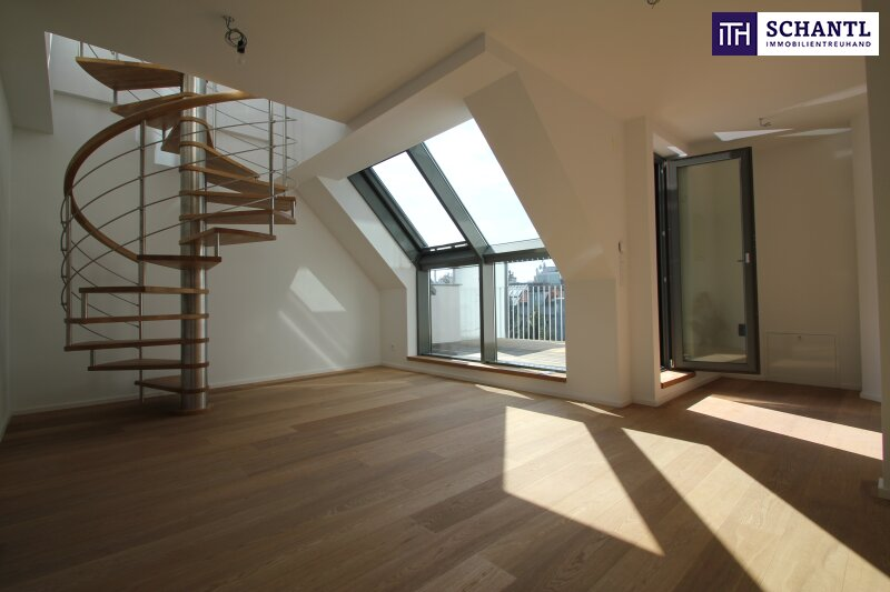 Top-Immobilie! Traumhafte Penthouse-Wohnung in einem komplett sanierten Haus! /  / 1190Wien / Bild 2