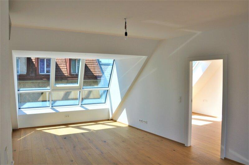 .Luxuriöse Neubauwohnung mit Balkon und Dachterrasse (mit 360° Rundgang)!!! /  / 1180Wien / Bild 1
