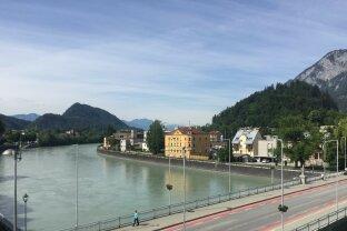 VERMIETET: Kufstein-Zentrum: Großzügige Garconniere in renoviertem Stadthaus zu mieten