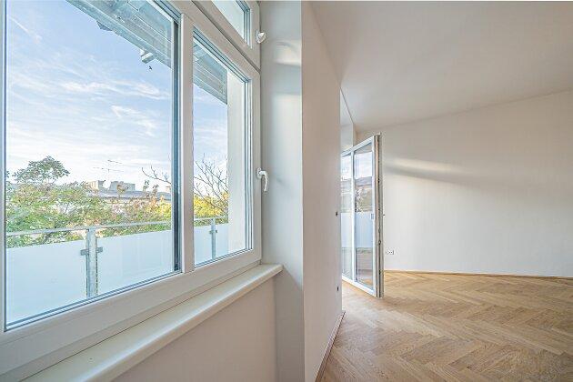 Foto von NEU! ++ KERNSANIERT ++3 Zimmer-Altbauwohnung mit BALKON in 1160 Wien ++ ab sofort zu verkaufen (Top 37) ++