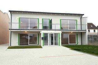 NEUBAU Gartenwohnung mit Parkplatz in 2291 Lassee, Obj. 12487-SI