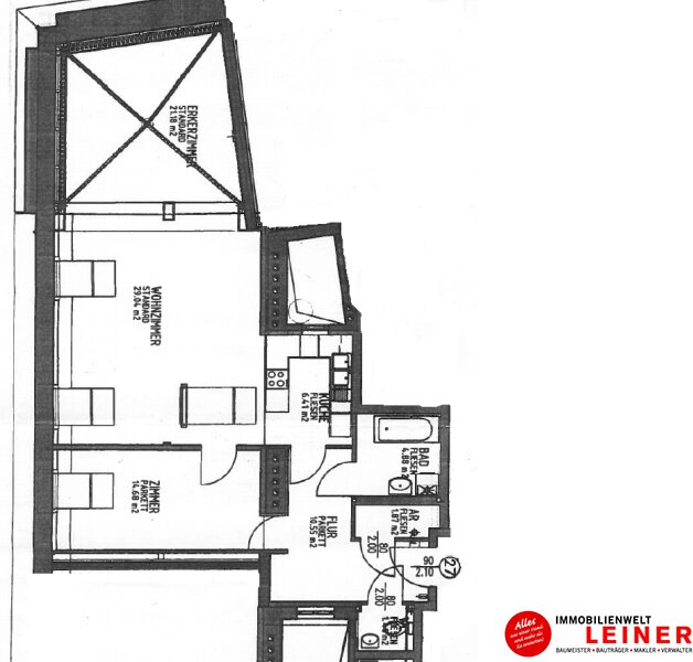 132,40 m² große Mietwohnung in 1180 Wien - Schaffen Sie sich Lebensfreude Objekt_8570 Bild_143