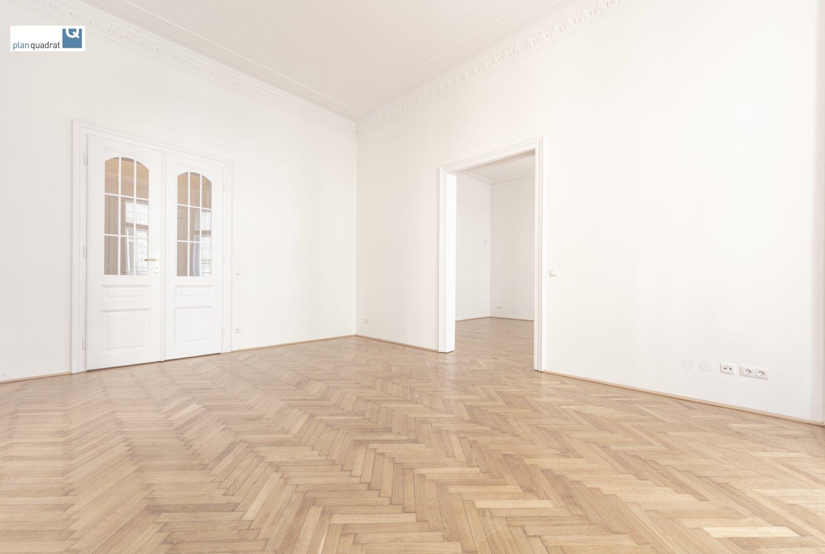 Raum 3 (gem. Grunsrissskizze - ca. 28,40 qm)