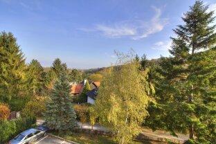 Idyllische Wohnung am Waldesrand mit grandiosem Weitblick - Pötzleinsdorfer Schlosspark - Videobesichtigung möglich