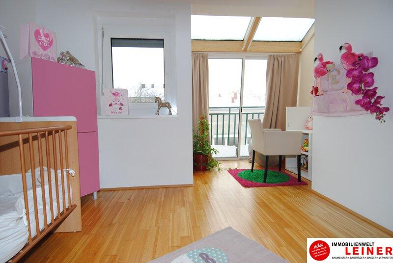 ACHTUNG KAUFANBOT LIEGT VOR!!! Schwechat - Rannersdorf:  sonniges Dachjuwel - 3 Zimmer Loft - Penthouse vom feinsten! Objekt_9361 Bild_554