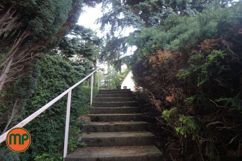 für Gartenliebhaber mit herrlichem Ausblick