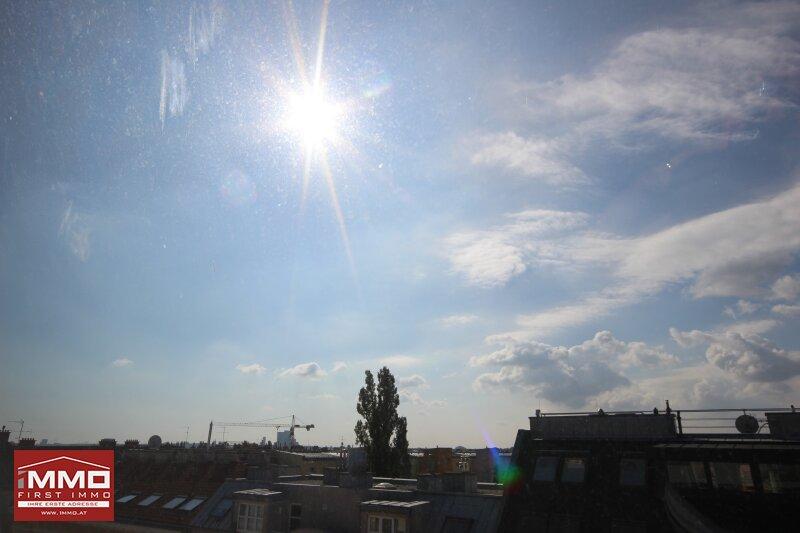 *^* Wunderschöne helle Dachgeschossmaisonette inklusive Weitblick und ruhiger Terrasse, nach eigenen Wünschen und Ideen fertigstellen *^* /  / 1140Wien / Bild 3