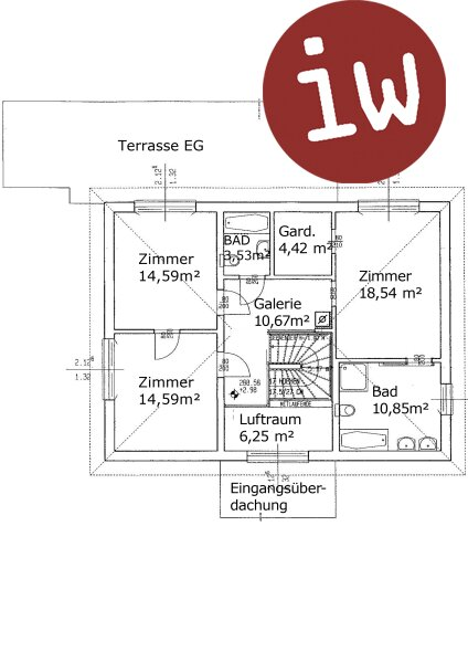 Tolles Familienhaus in zentraler Lage, Neubau Objekt_576 Bild_142