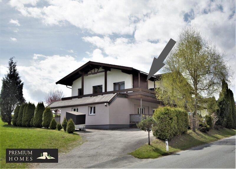 Itter - Eigentumswohnung - Außenansicht Balkonfläche Richtung Nordosten