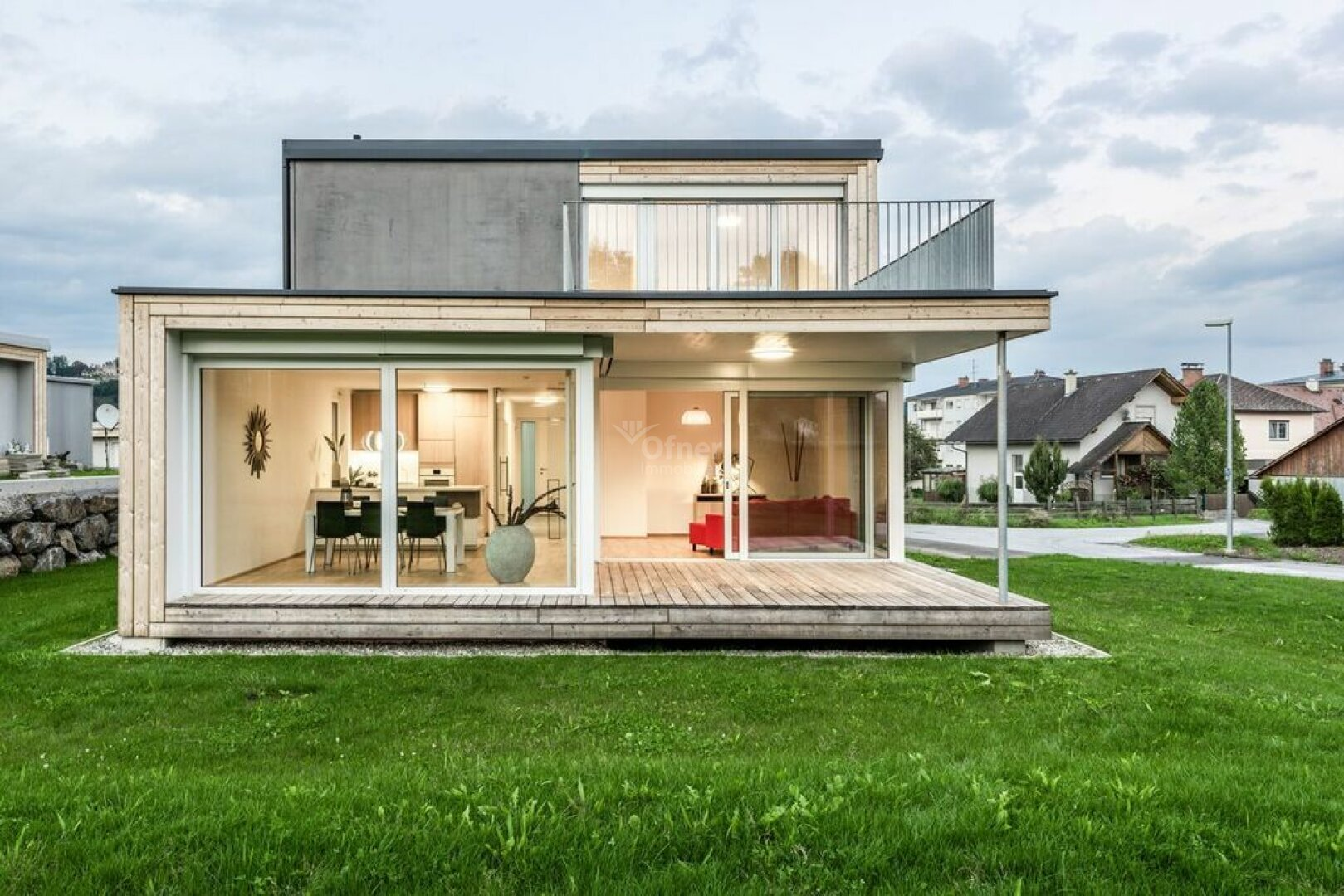 Symbolfoto Musterhaus