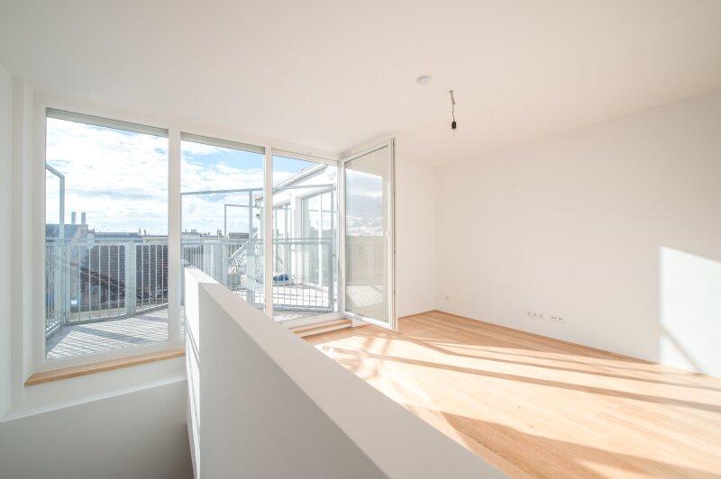 ++NEU++ Hochwertiger 3-Zimmer DG-ERSTBEZUG mit Terrasse, Ausblick! **VIDEOBESICHTIGUNG** /  / 1200Wien / Bild 1