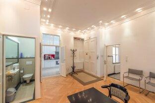 5 Zimmer Büro nahe U4 Ober St. Veit // Eindrucksvolle Büroräumlichkeiten in Hietzing