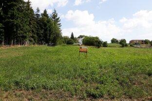 Attraktiver Baugrund in Oberpullendorf