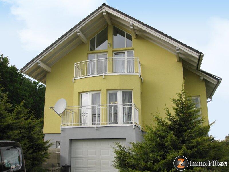 Nähe Stegersbach: Neuwertiges Einfamilienhaus
