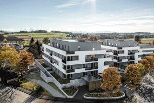 St. FLORIAN - TOPLAGE! Moderne, exklusive Neubau-Eigentumswohnungen mit sonnigen Terrassen, Eigengärten und Tiefgarage