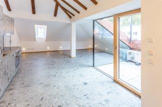 2-Zimmer-Wohnung mit Dachterrasse - Photo 1