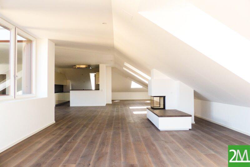 Exklusive Dachgeschoßwohnung mit großzügiger Terrasse und schönem Fernblick /  / 1130Wien / Bild 1