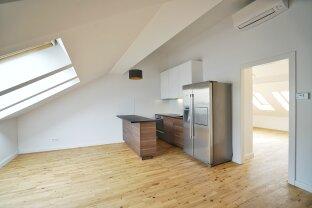 Preishit in Stadlau! Exquisit ausgestattete 2 Zimmer Dachwohnung !!!