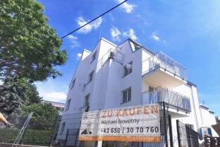 Erstbezug: Sonnige Dachgeschosswohnung - Wohnen direkt bei der U1 Leopoldau