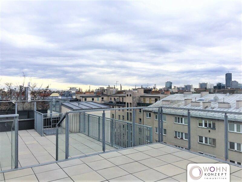 Moderner Dacherstbezug mit Terrasse + Dachterrasse in 1210 Wien /  / 1210Wien / Bild 1
