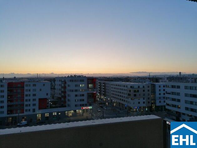 Seestadt Aspern - Perfekt aufgeteilte 2-Zimmer Wohnung nahe U2!