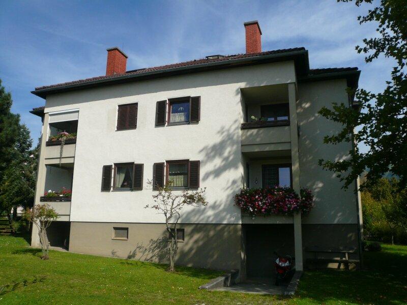 Provisionsfreie 2-Zimmer Wohnung im schönen Lavanttal! /  / 9423St. Georgen im Lavanttal / Bild 0