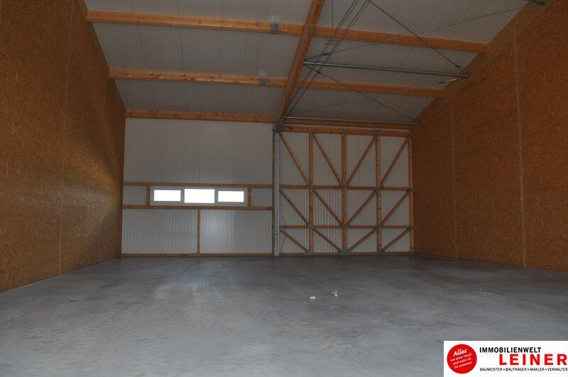 ERSTBEZUG! Neu errichtete LAGERHALLEN direkt an der Bundesstraße - Nähe Autobahn S1 Objekt_8920 Bild_705