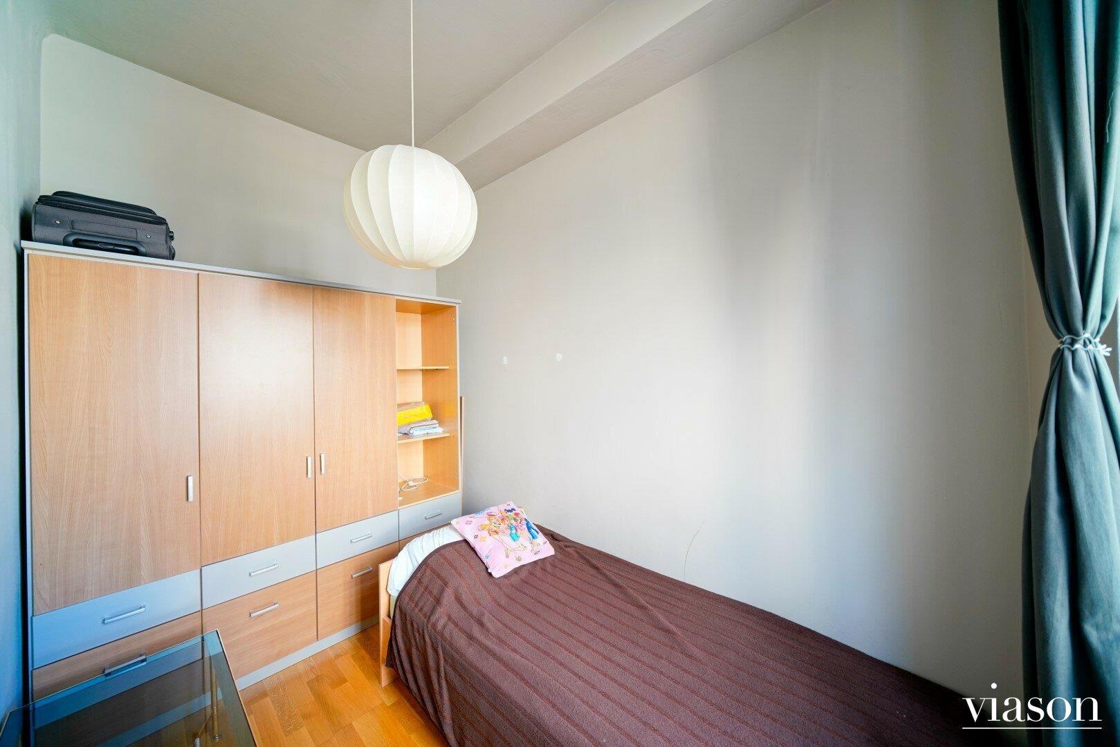 Schlafzimmer/Kabinett