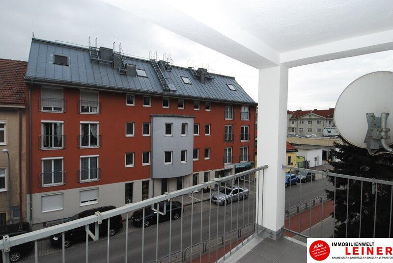 Schwechat Zentrum - sonnige Wohnung mit Terrasse! WG geeignet Objekt_8775 Bild_301