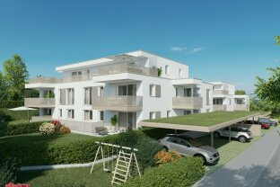 3-Zi.-Neubau-Wohnung mit ca.10 m² Terrasse in Seekirchen