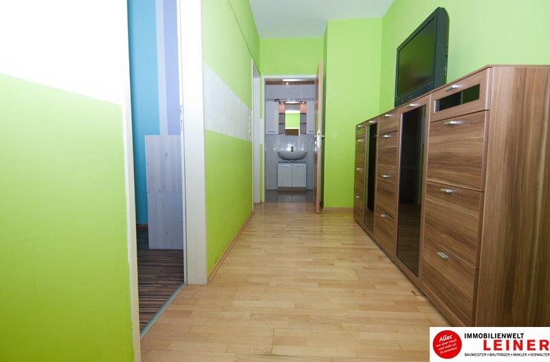 Herzlich willkommen auf 80 m² - geschmackvoll möblierte 3 Zimmer Mietwohnung mit Loggia in bester, grüner Innenhof Lage! Objekt_10840 Bild_653