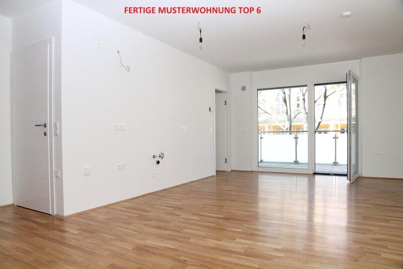 30m² GRÜNGARTEN, 30m²-Wohnküche + Schlafzimmer, Bj.2017, Obersteinergasse 19 /  / 1190Wien / Bild 6