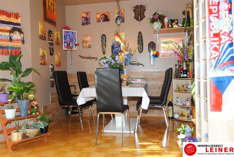 Schwechat: Top gepflegte 3 Zimmer Eigentumswohnung mit sonniger, ruhiger Loggia! Objekt_8939 Bild_893