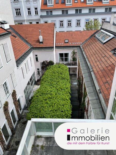 Wunderschöner Hausanteil - großer Innenhof - Schwimmbad Objekt_34605 Bild_263
