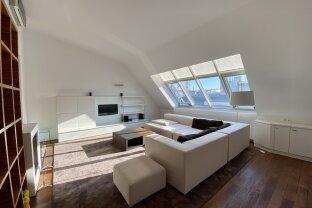 Schöne Dachgeschoßmaisonette mit Terrasse in bester Innenstadtlage