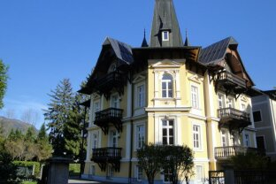 Bad Ischl: 2-Zimmer Villenwohnung mit Balkon