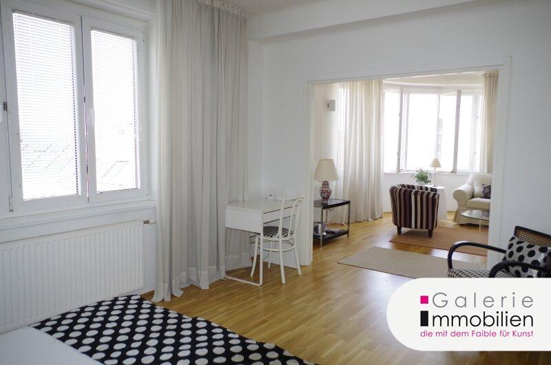 Elegant möblierte 2-Zimmer-Wohnung im 6. Liftstock mit Weitblick - barrierefrei Objekt_31856 Bild_566