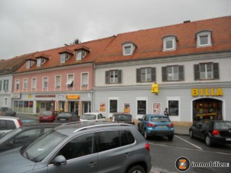 Fürstenfeld: Shopping Areal in Einkaufspassage
