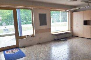 Großes Geschäftshaus mit Werkstätte und Wohnung zu mieten in 2301 Gross-Enzersdorf, Obj. 12509-CL