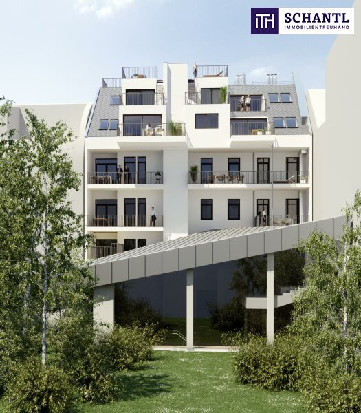 Halb 7 - Zeit zum Einziehen! Perfekt aufgeteilter Dachgeschoss-Traum mit 3 Terrassen! Wunderschönes Altbauhaus + Ruhelage! /  / 1070Wien / Bild 0