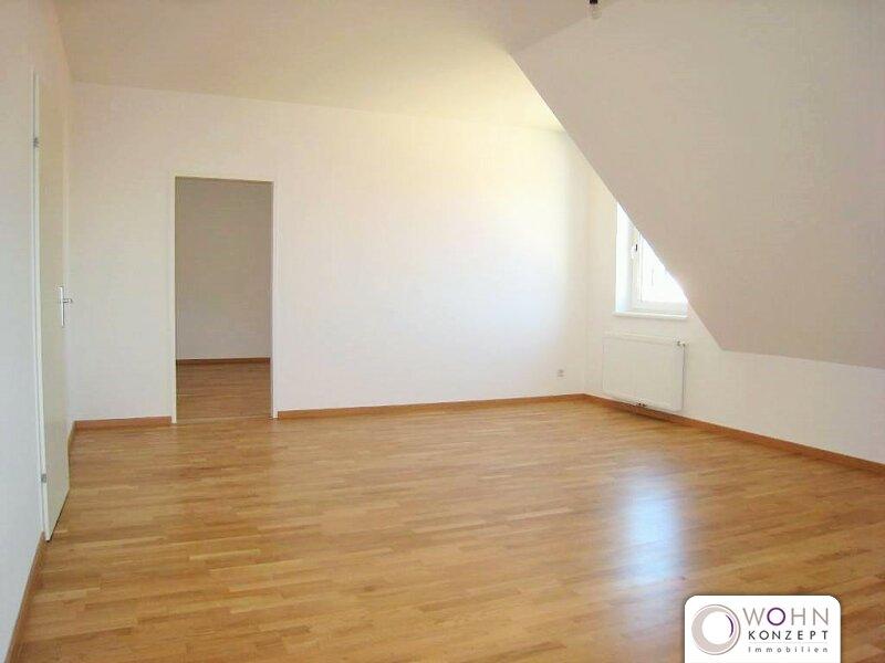 Unbefristete 99m² DG-Wohnung mit Einbauküche Nähe U1 - 1100 Wien