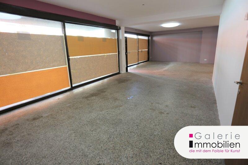 Branchenfreies Ladenlokal mit 30m² trockenem Kellerraum - Adaptierungsbedarf Objekt_33067