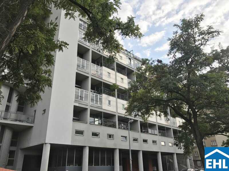 Großzügige 2 Zimmerwohnung nahe dem Millennium Tower /  / 1200Wien / Bild 7