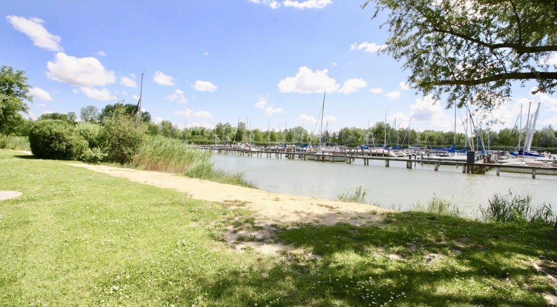 Reihenmittelhaus im Seepark Weiden/See