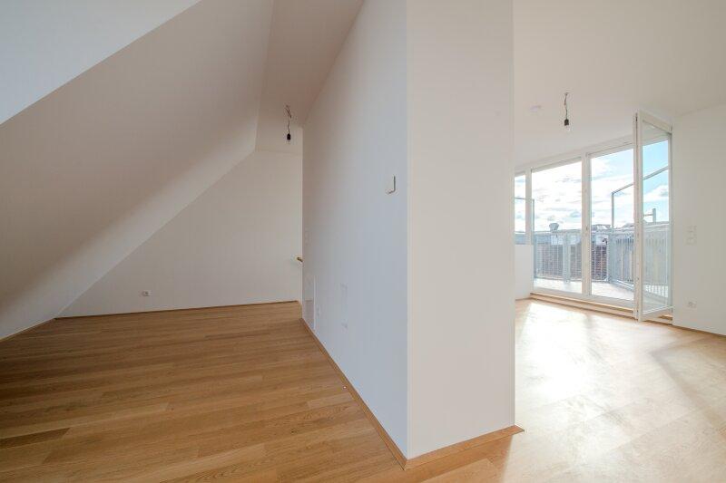 ++NEU++ Hochwertiger 3-Zimmer DG-ERSTBEZUG mit Terrasse, Ausblick! **VIDEOBESICHTIGUNG** /  / 1200Wien / Bild 5